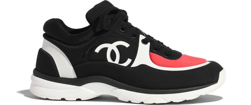 Chanel sneakers été 2019 Esprit de Gabrielle espritdegabrielle.com