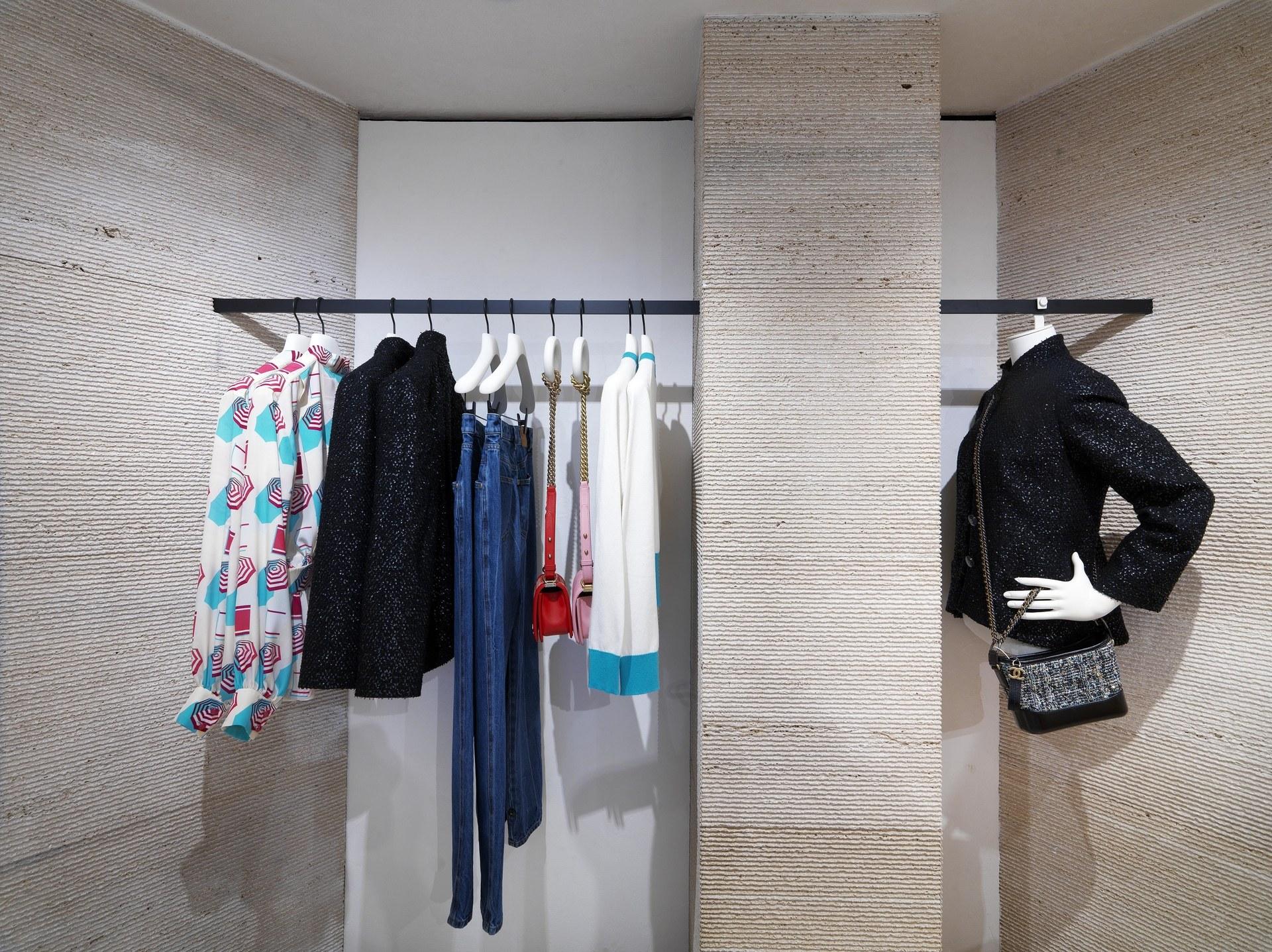 Boutique CHANEL Capri été 2019 Esprit de Gabrielle espritdegabrielle.com