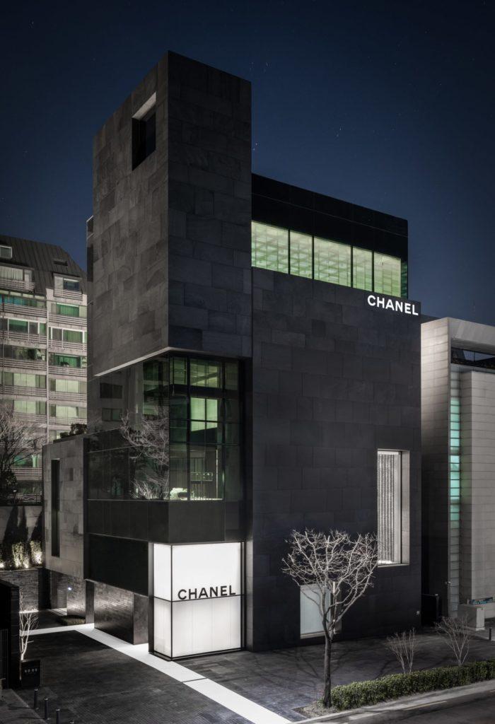 CHANEL flagship Seoul Esprit de Gabrielle espritdegabrielle.com