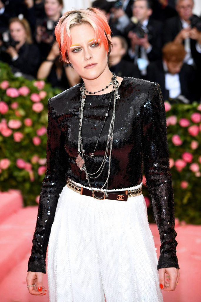 MET GALA 2019 CHANEL Kristen Stewart Esprit de Gabrielle espritdegabrielle.com