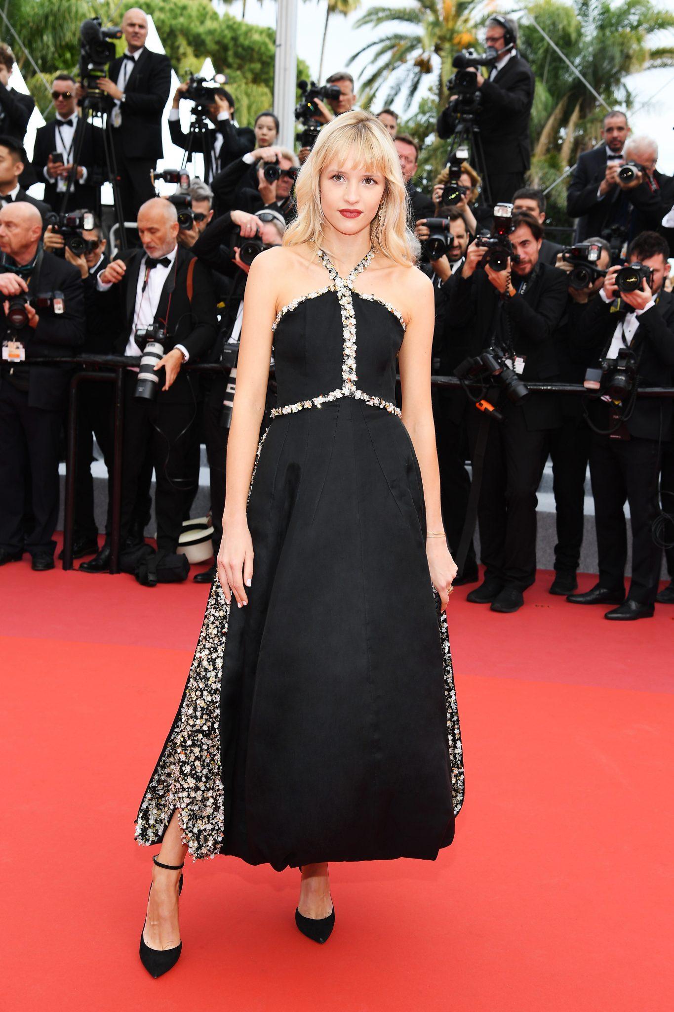 CHANEL Cannes 2019 Angèle Esprit de Gabrielle espritdegabrielle.com