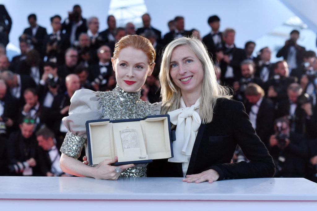 CHANEL Emily Beecham Jessica Hausner Cannes 2019 Esprit de Gabrielle espritdegabrielle.com