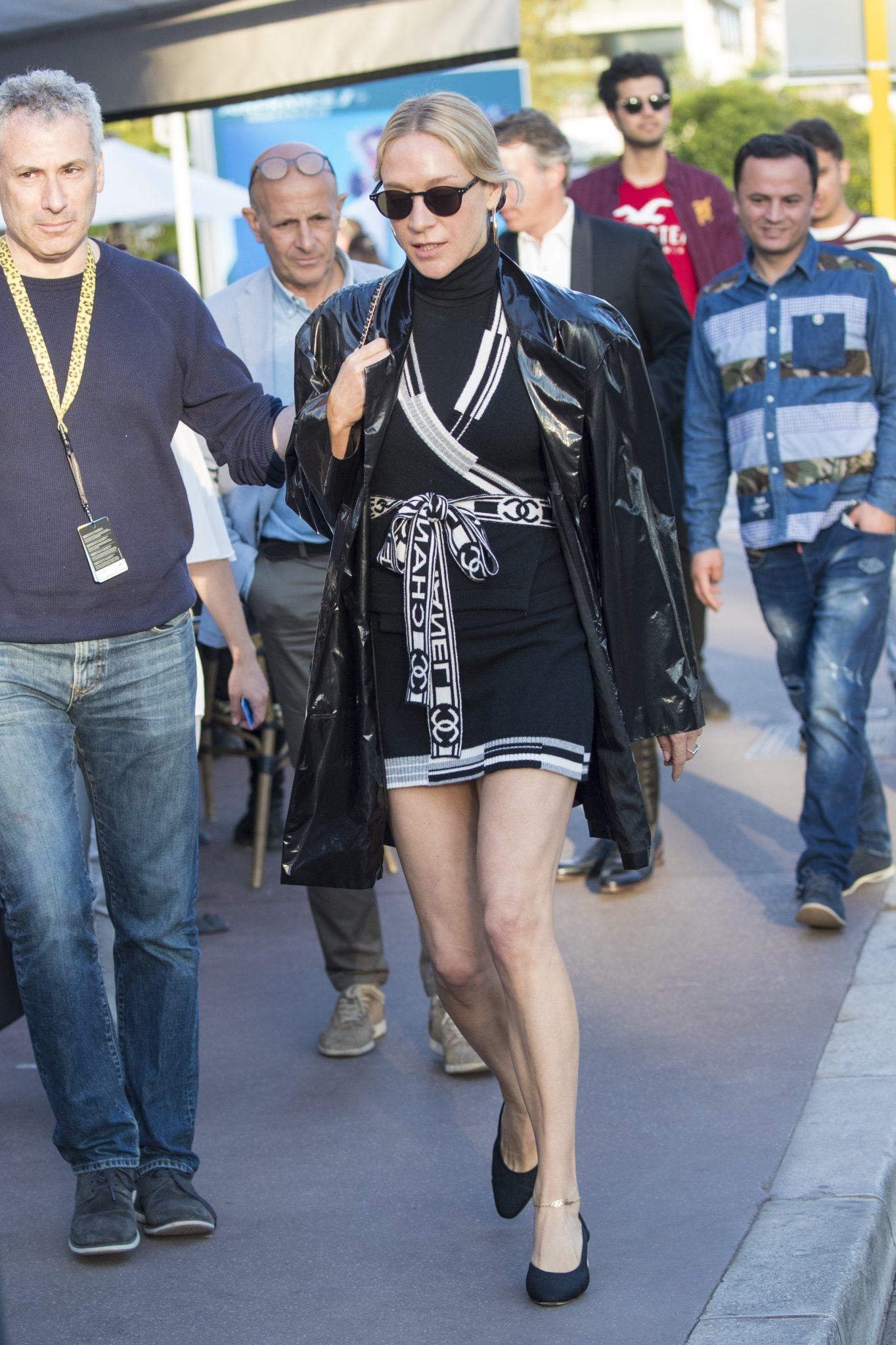 CHANEL Cannes 2019 Chloe Sevigny Esprit de Gabrielle espritdegabrielle.com