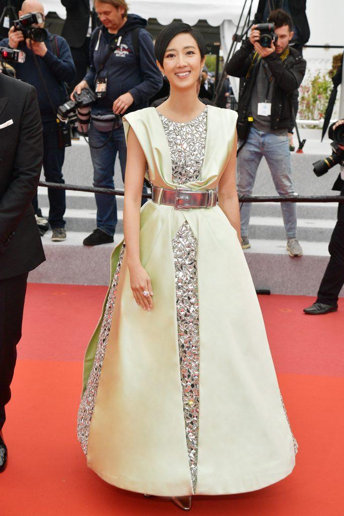 CHANEL Gwei Lun Mei Cannes 2019 Esprit de Gabrielle espritdegabrielle.com
