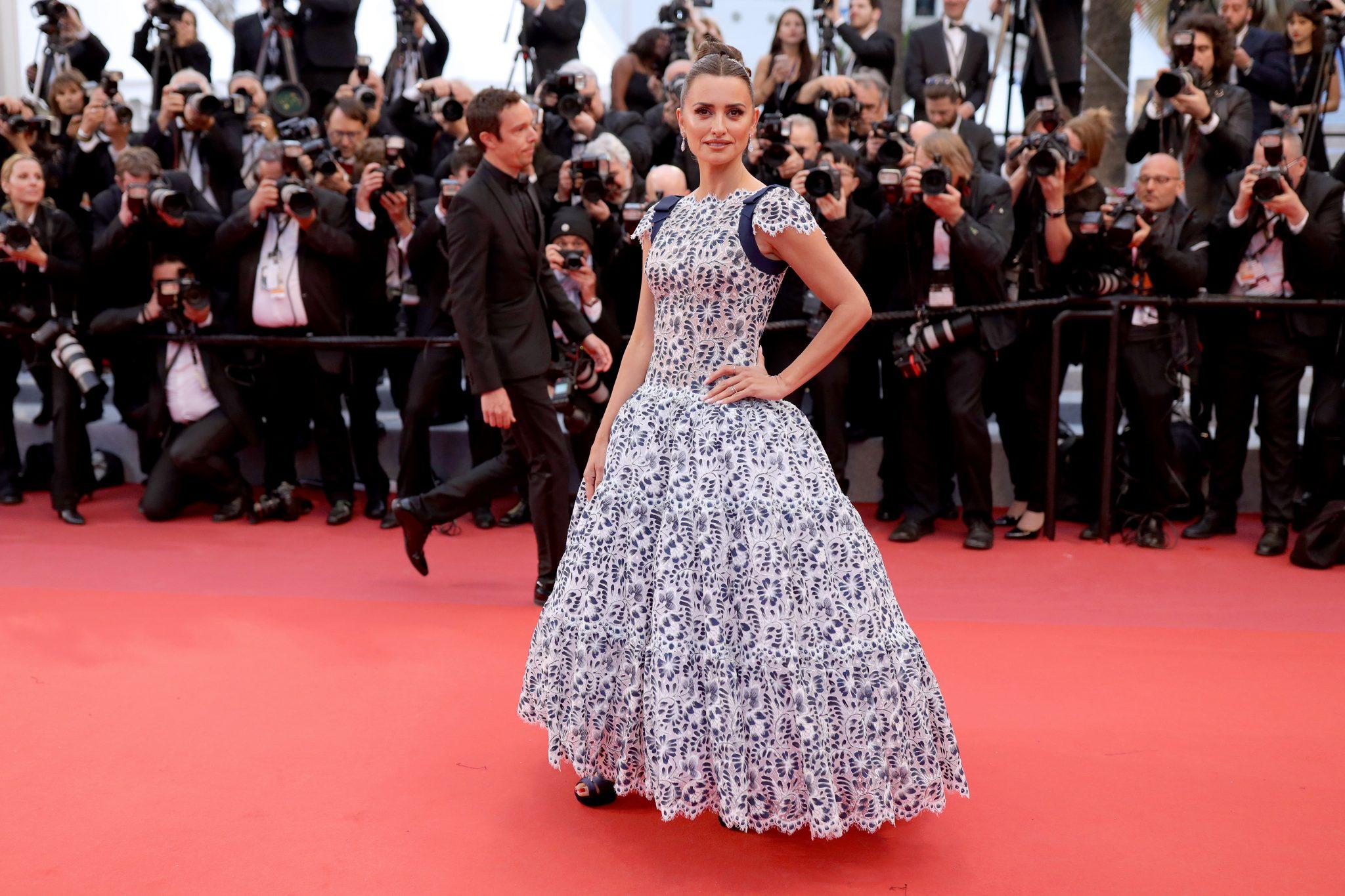 CHANEL Cannes 2019 Penelope Cruz Esprit de Gabrielle espritdegabrielle.com