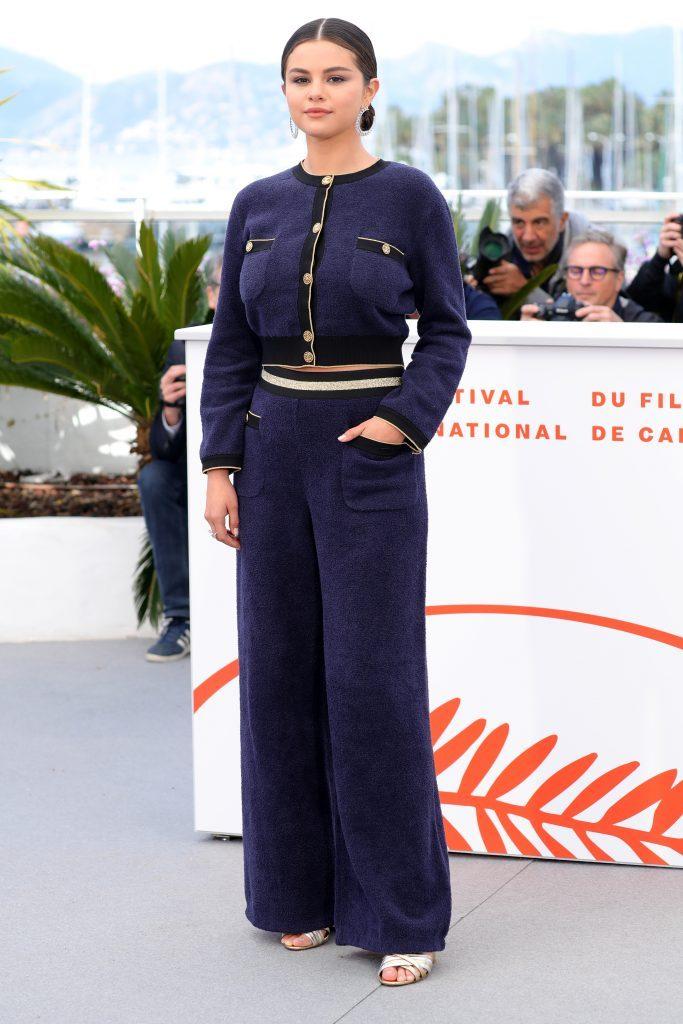 CHANEL Selena Gomez Cannes 2019 Esprit de Gabrielle espritdegabrielle.com