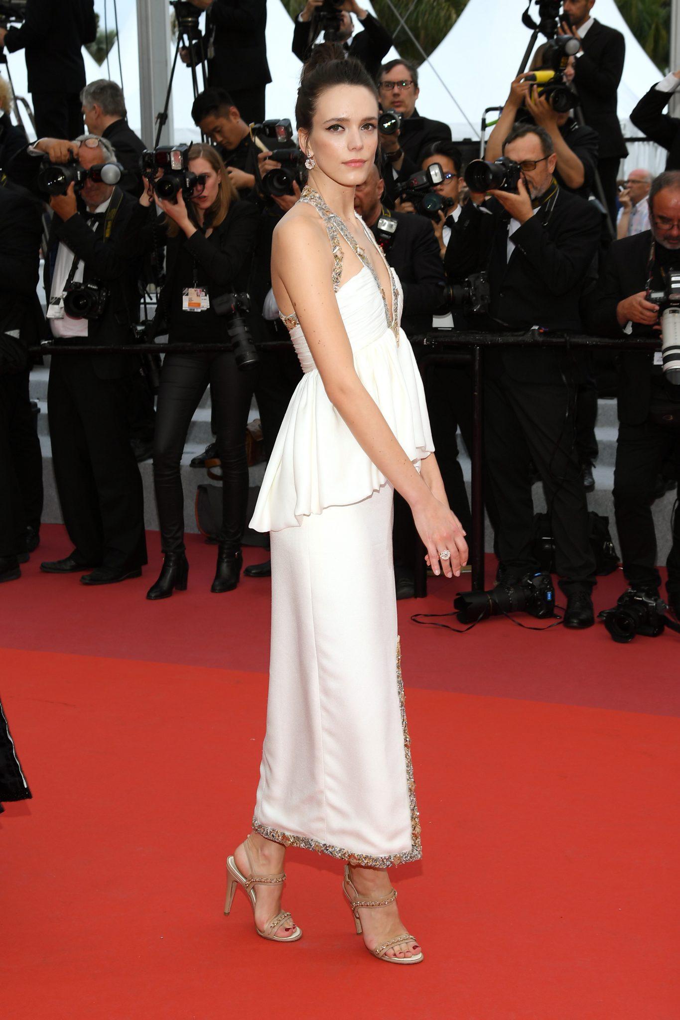 CHANEL Cannes 2019 Stacy Martin Esprit de Gabrielle espritdegabrielle.com