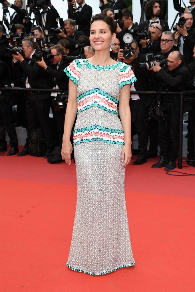 CHANEL Virginie Ledoyen Cannes 2019 Esprit de Gabrielle espritdegabrielle.com