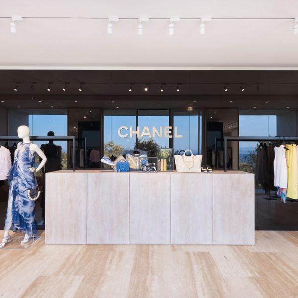 CHANEL ouvre sa première boutique estivale en Turquie, à Bodrum