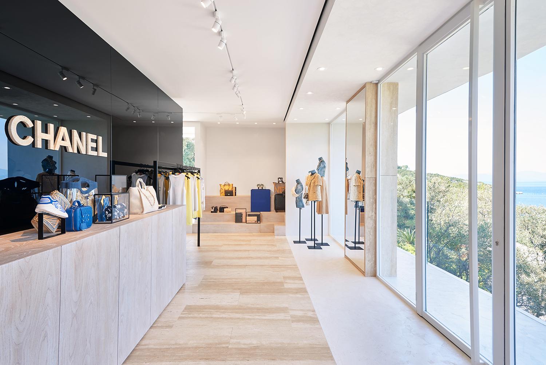 CHANEL Boutique Bodrum Turquie Esprit de Gabrielle espritdegabrielle.com