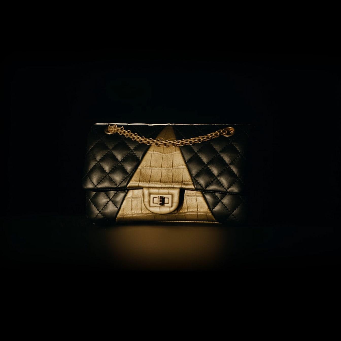 CHANEL Métiers d'Art Paris New York sac classique revisité Esprit de Gabrielle espritdegabrielle.com