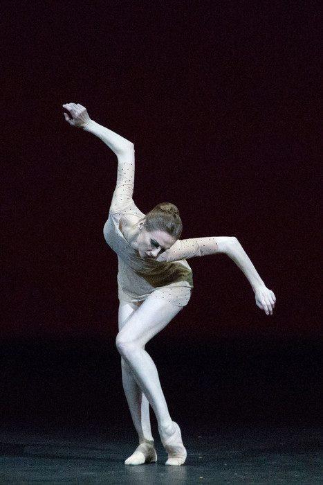 Svetlana Zakharova ballet Gabrielle Chanel Bolchoï Esprit de Gabrielle espritdegabrielle.com