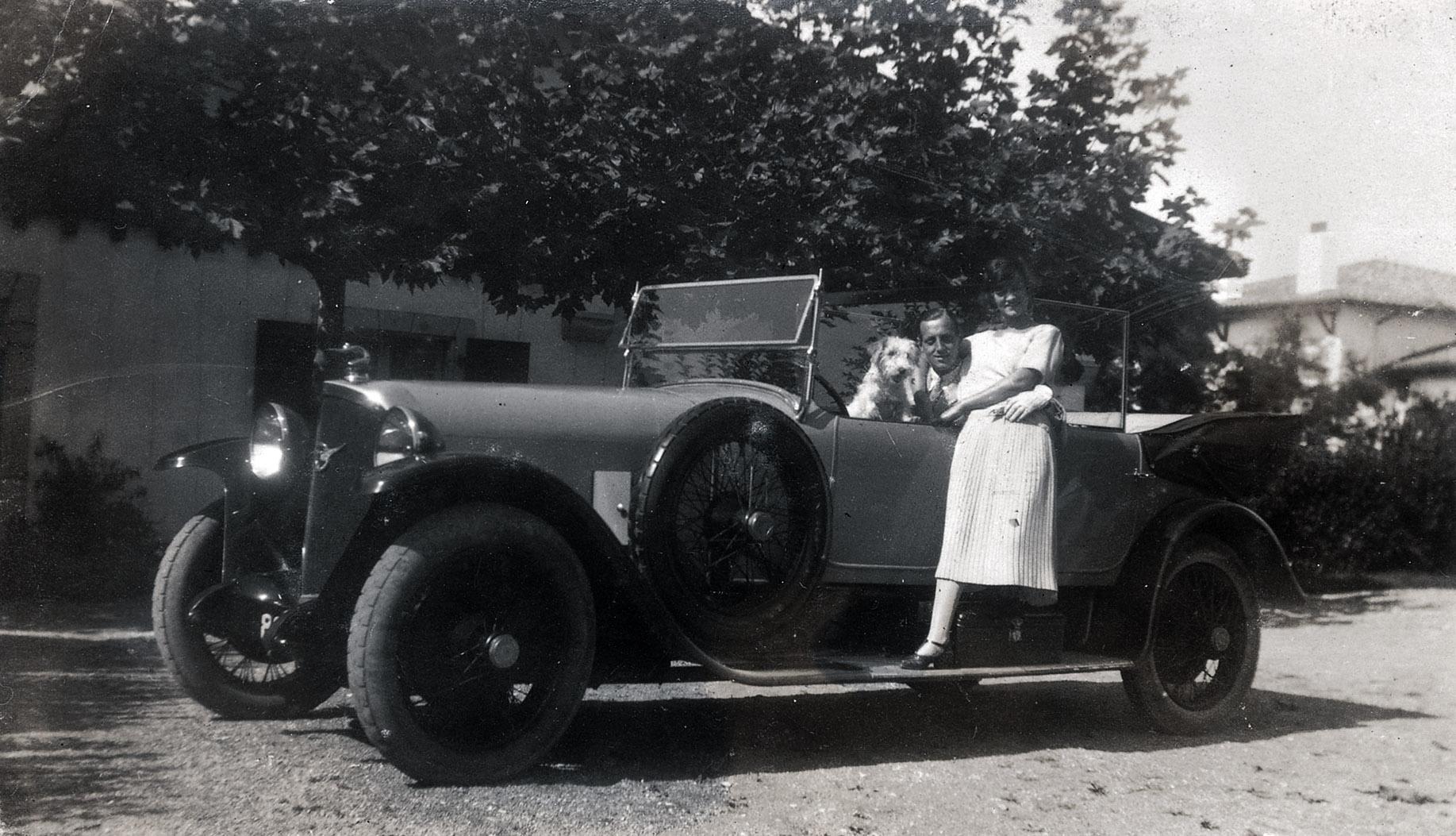 1924 Villa Ama Ttikia Biarrtiz Chanel et Dmitri Esprit de Gabrielle espritdegabrielle.com