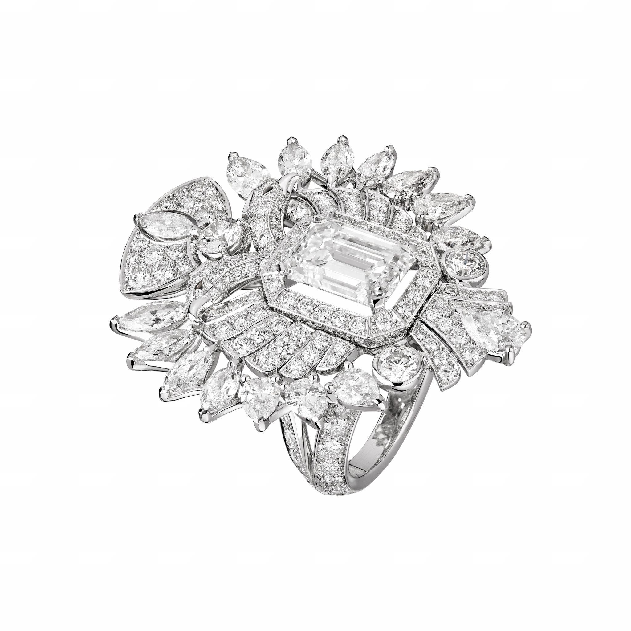 Aigle Cambon ring CHANEL Esprit de Gabrielle espritdegabrielle.com