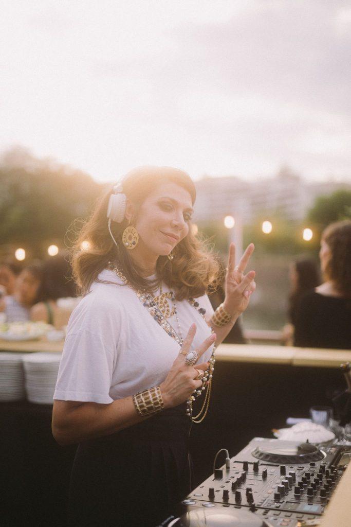 Amandine DE LA RICHARDIERE Lancement de la collection CHANEL maquillage automne-hiver 2019 Esprit de Gabrielle espritdegabrielle.com