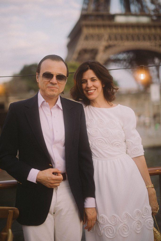 Bertrand BURGALAT & Vanessa SEWARD Lancement de la collection CHANEL maquillage automne-hiver 2019 Esprit de Gabrielle espritdegabrielle.com