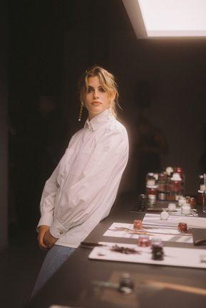 Chiara PARRAVICINI Lancement de la collection CHANEL maquillage automne-hiver 2019 Esprit de Gabrielle espritdegabrielle.com