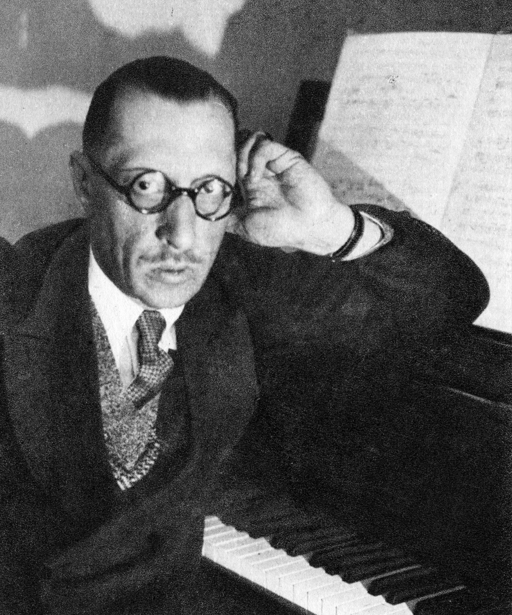 Igor Stravinsky Gabrielle Chanel Esprit de Gabrielle espritdegabrielle.com