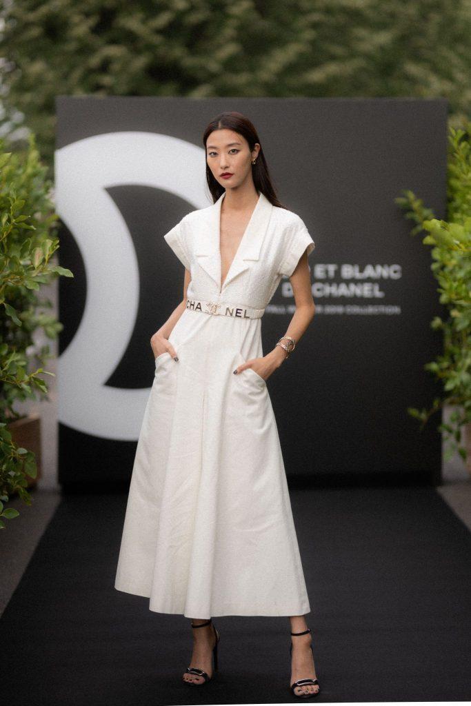 Ji Hye PARK Lancement de la collection CHANEL maquillage automne-hiver 2019 Esprit de Gabrielle espritdegabrielle.com