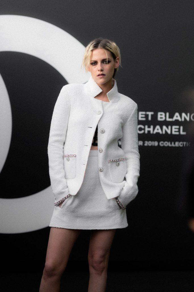 Kristen STEWART Lancement de la collection CHANEL maquillage automne-hiver 2019 Esprit de Gabrielle espritdegabrielle.com