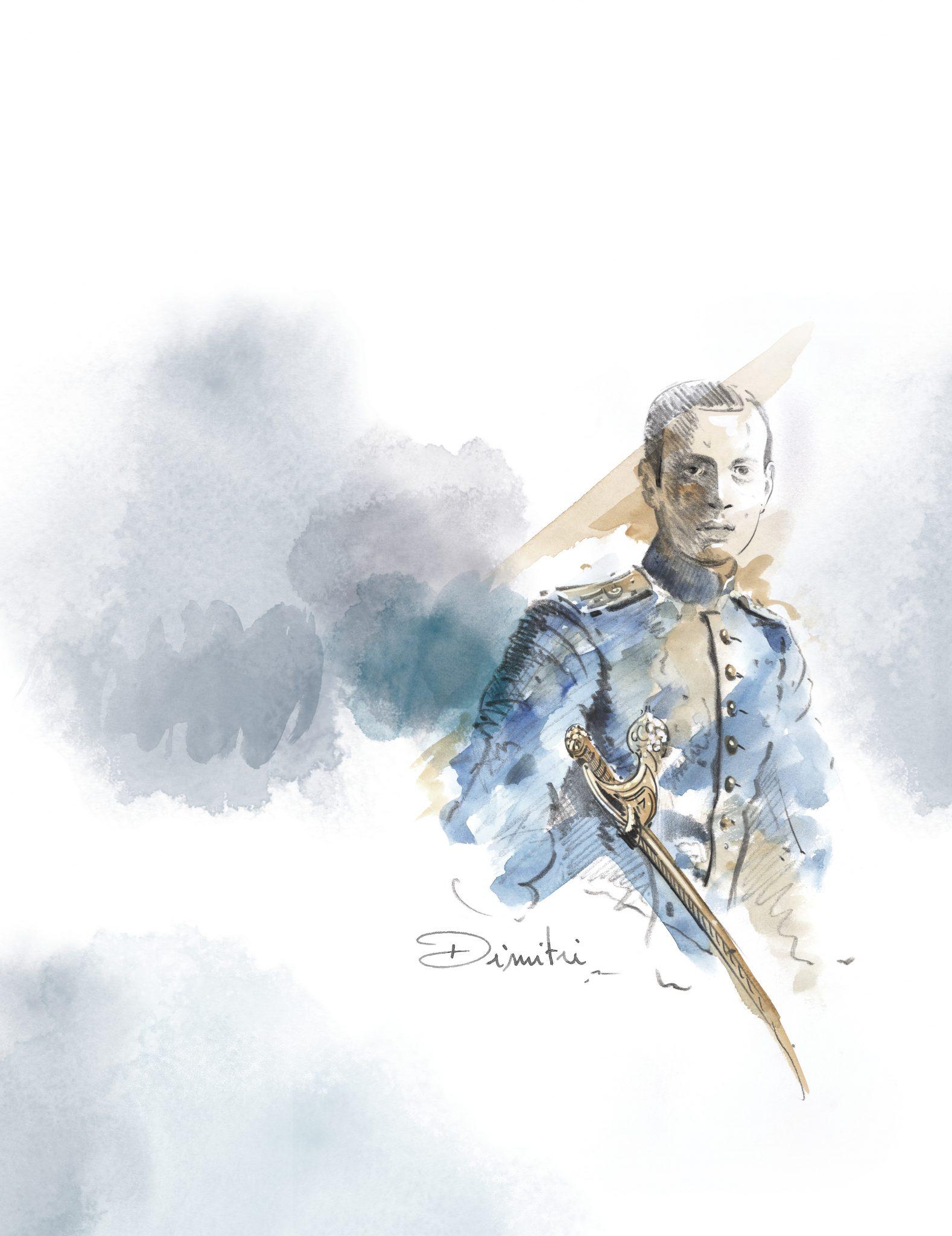 LE PARIS RUSSE DE CHANEL Médaille solaire Esprit de Gabrielle espritdegabrielle.com