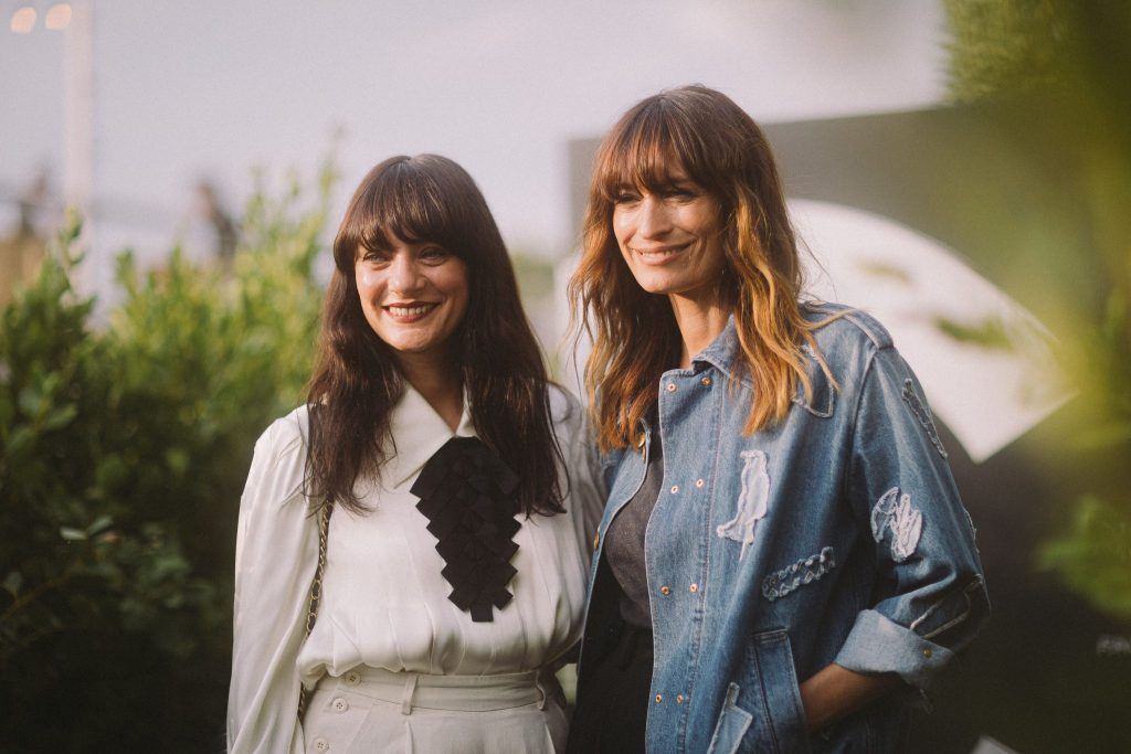 Lucia PICA & Caroline DE MAIGRET Lancement de la collection CHANEL maquillage automne-hiver 2019 Esprit de Gabrielle espritdegabrielle.com