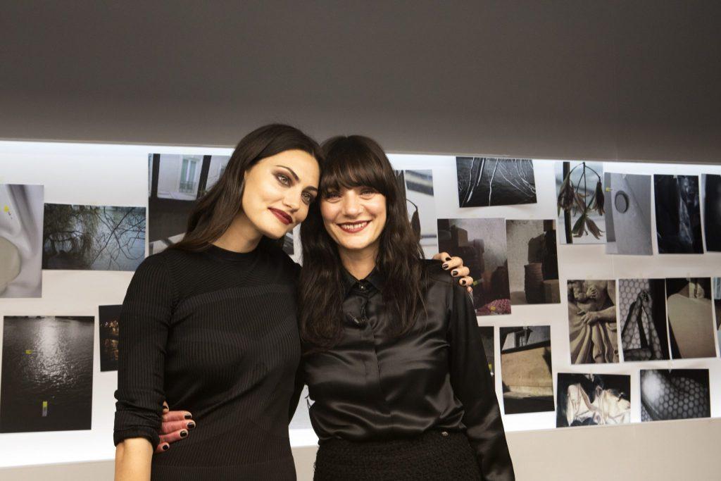 Phoebe Tonkin Lucia PICA Lancement de la collection CHANEL maquillage automne-hiver 2019 Esprit de Gabrielle espritdegabrielle.com