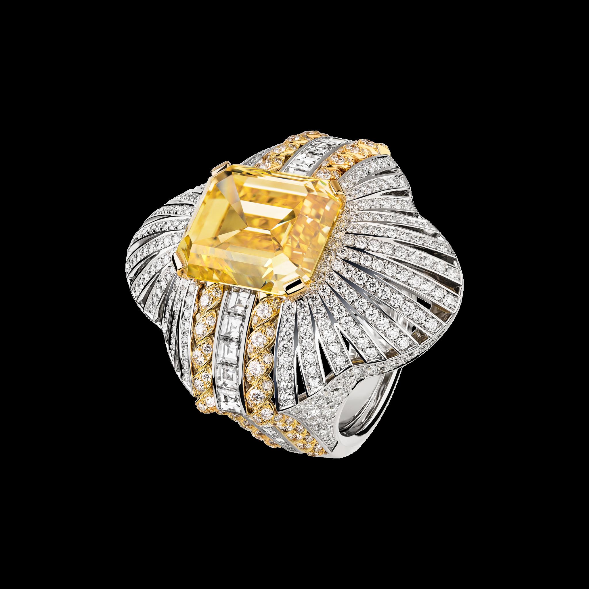 Médaille Solaire bague CHANEL Esprit de Gabrielle espritdegabrielle.com