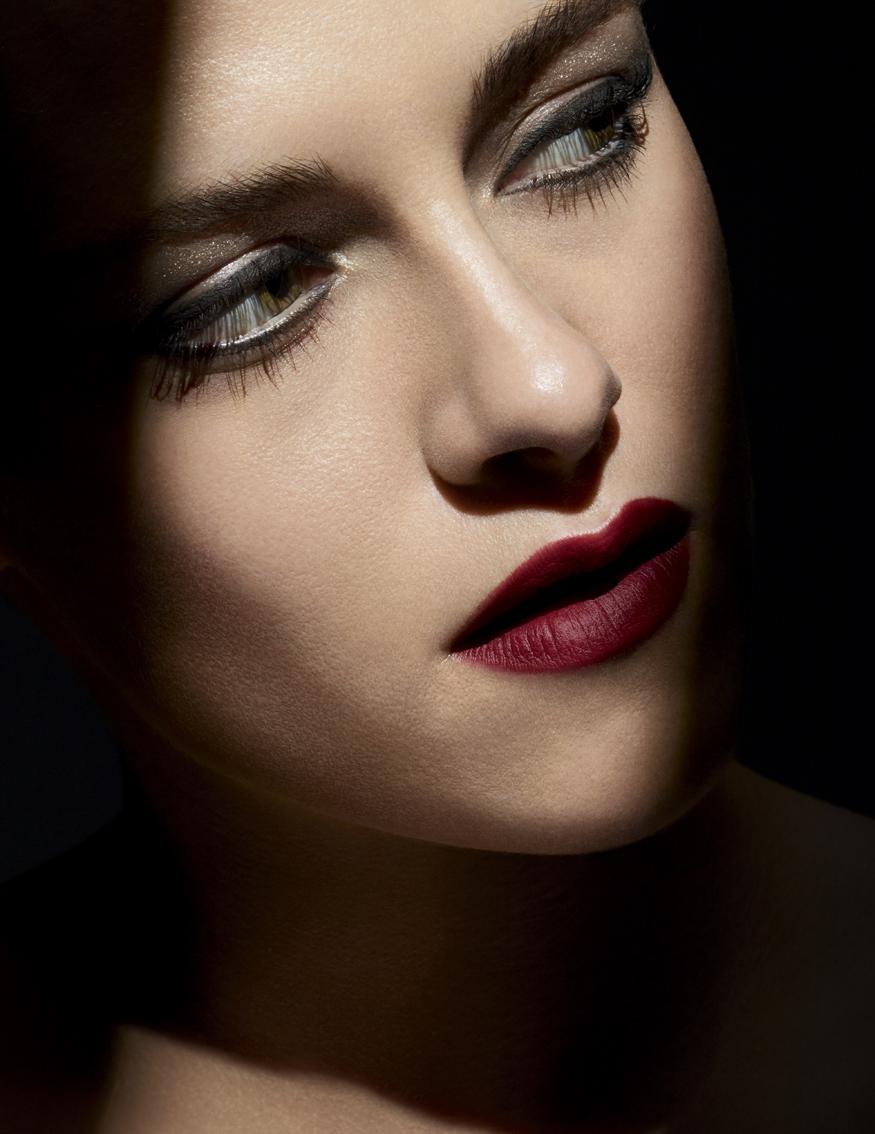NOIR ET BLANC CHANEL Kristen Stewart Esprit de Gabrielle espritdegabrielle.com