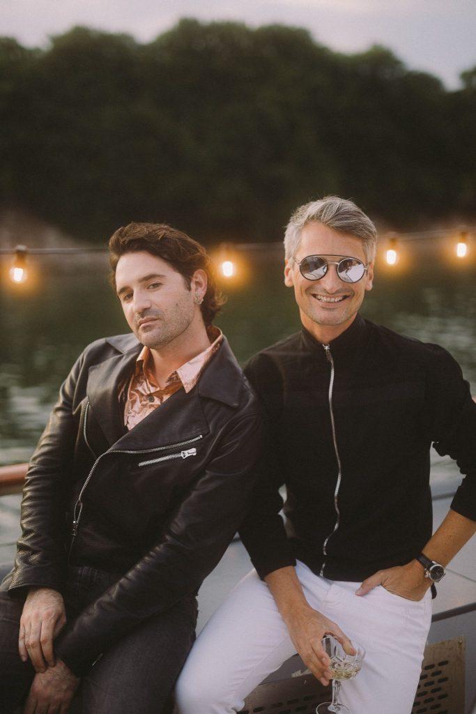 Nicolas MAURY & Thomas ROUSSEL Lancement de la collection CHANEL maquillage automne-hiver 2019 Esprit de Gabrielle espritdegabrielle.com