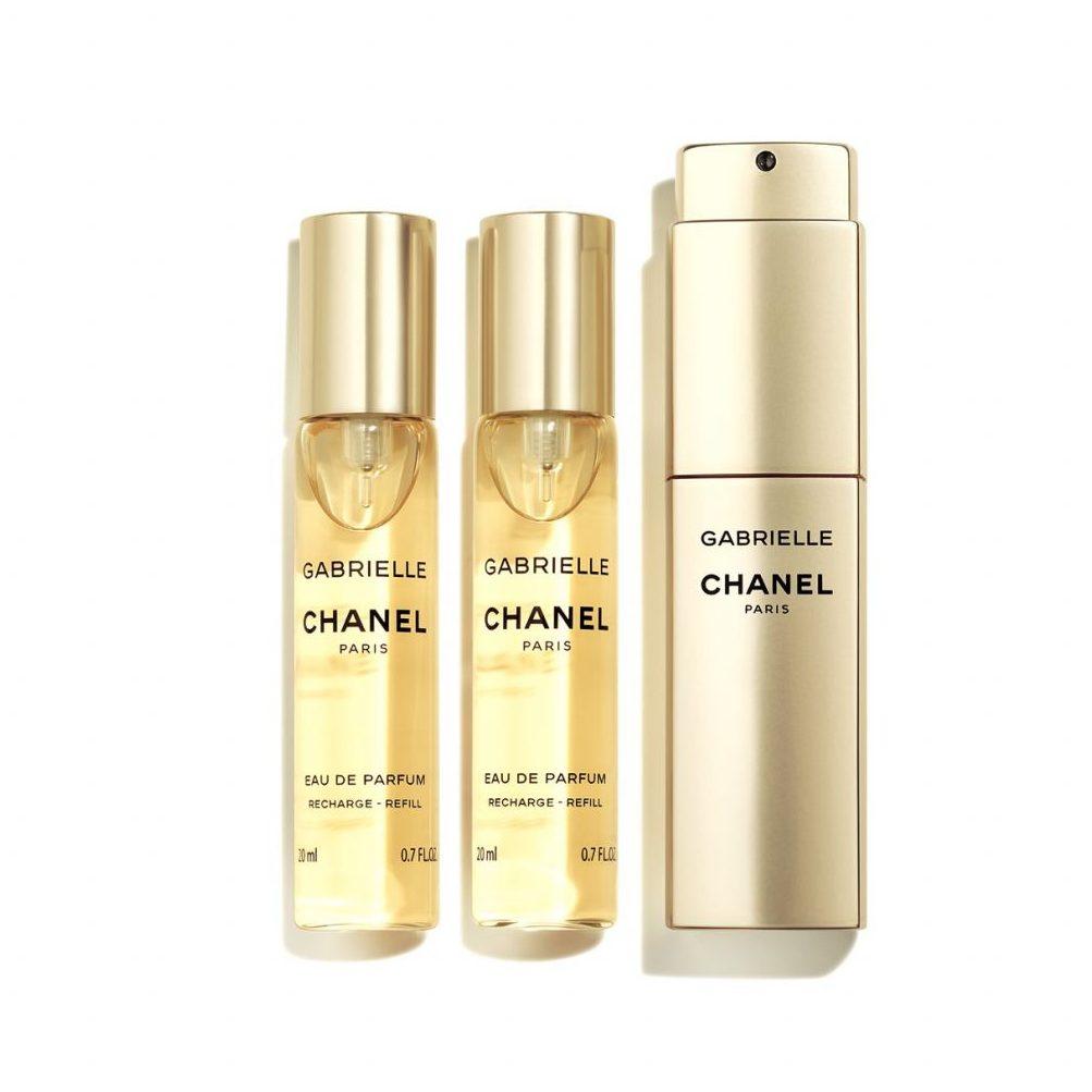 Parfum GABRIELLE CHANEL Twist and Spray Esprit de Gabrielle espritdegabrielle.com