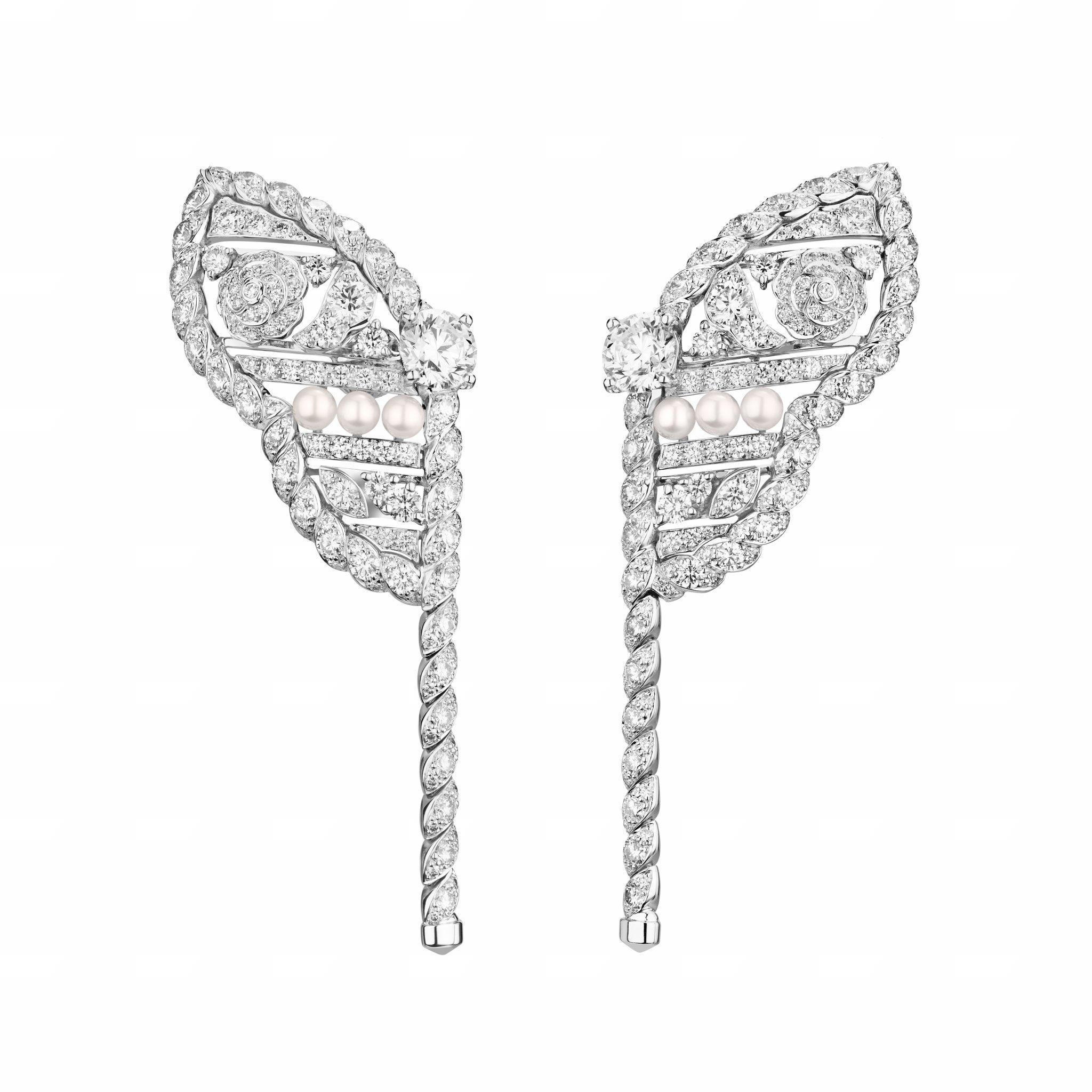 Roubachka CHANEL boucles d'oreilles Esprit de Gabrielle espritdegabrielle.com