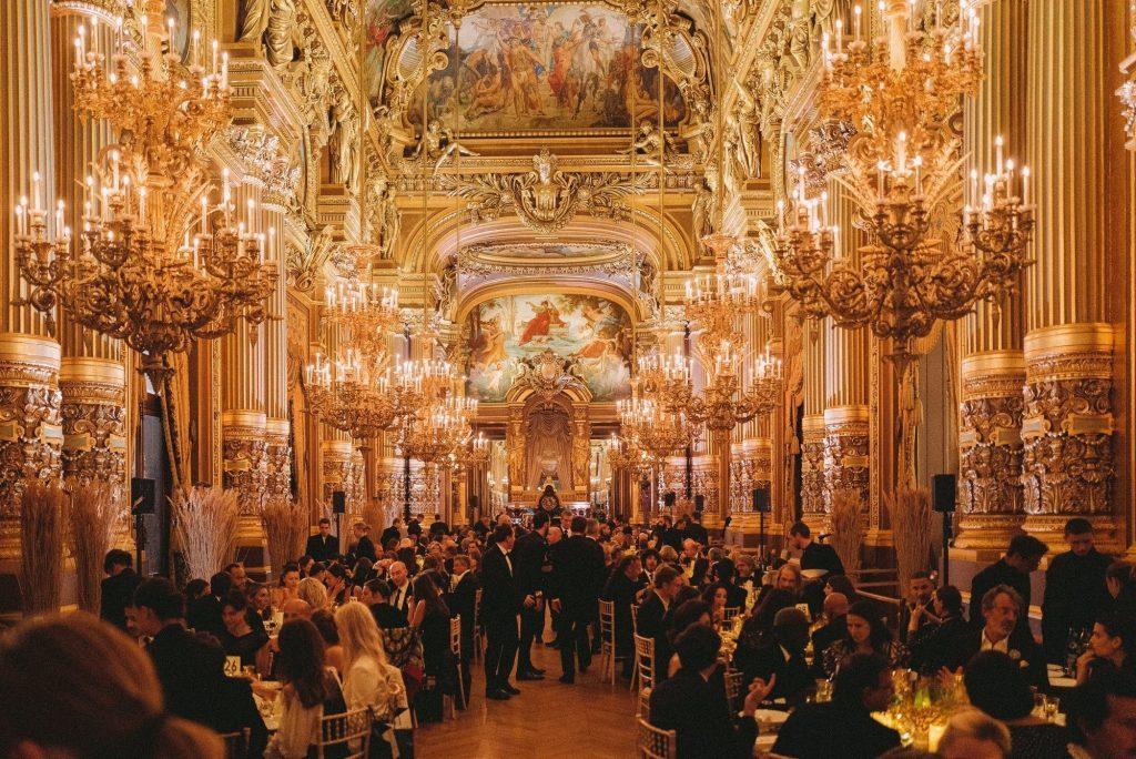 CHANEL Dîner Gala Opéra Paris Esprit de Gabrielle espritdegabrielle.com