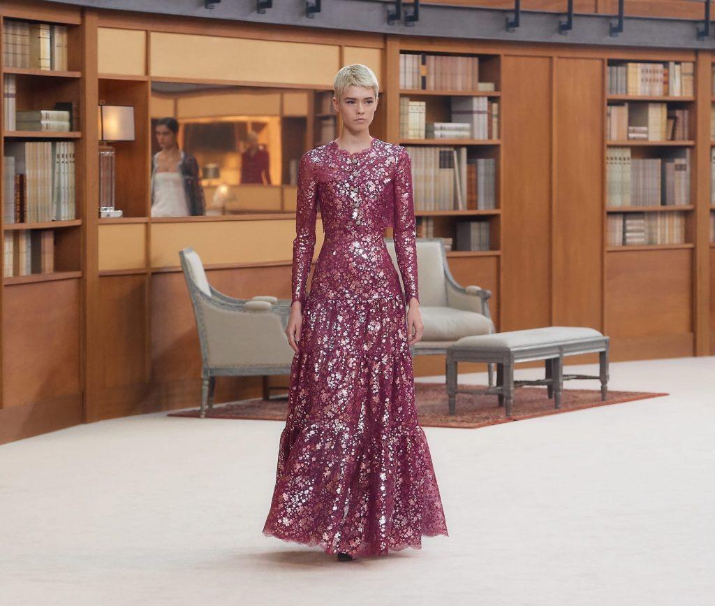CHANEL Haute Couture automne hiver 2019 2020 Esprit de Gabrielle espritdegabrielle.com