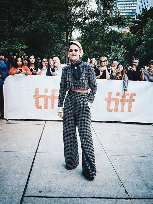 CHANEL Kristen Stewart Festival TIFF Toronto Esprit de Gabrielle espritdegabrielle.com