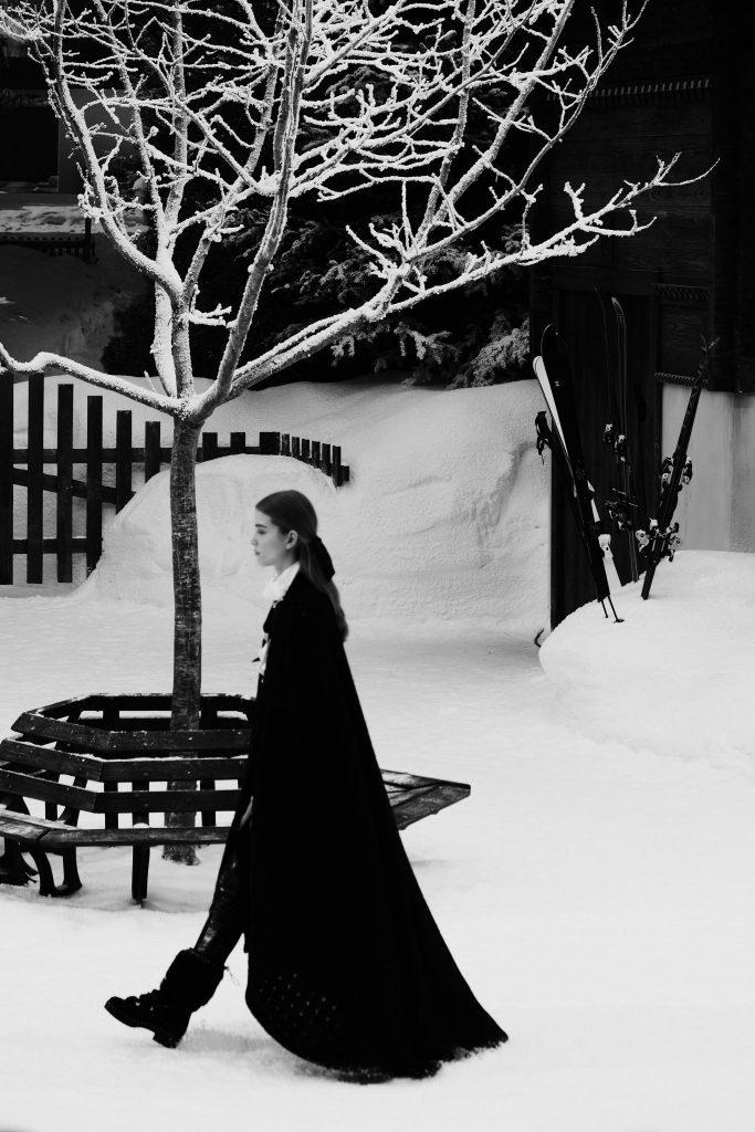 CHANEL capes automne hiver 2019-20 Esprit de Gabrielle espritdegabrielle.com