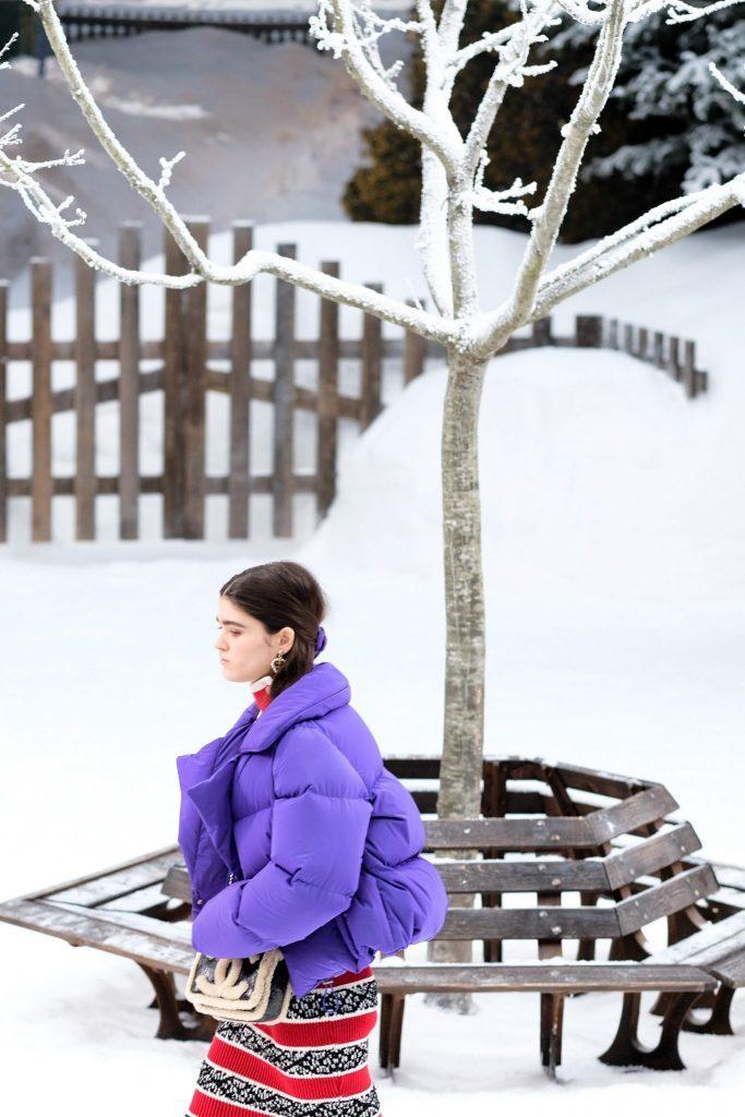 CHANEL doudoune automne hiver 2019-20 Esprit de Gabrielle espritdegabrielle.com