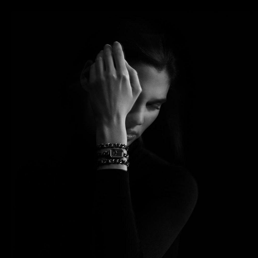 CHANEL montres édition noire Première Esprit de Gabrielle espritdegabrielle.com