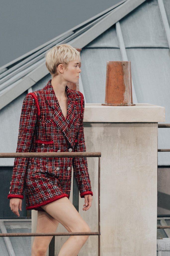 CHANEL RTW SS 2020 VESTE TWEED Esprit de Gabrielle esprtidegabrielle.com
