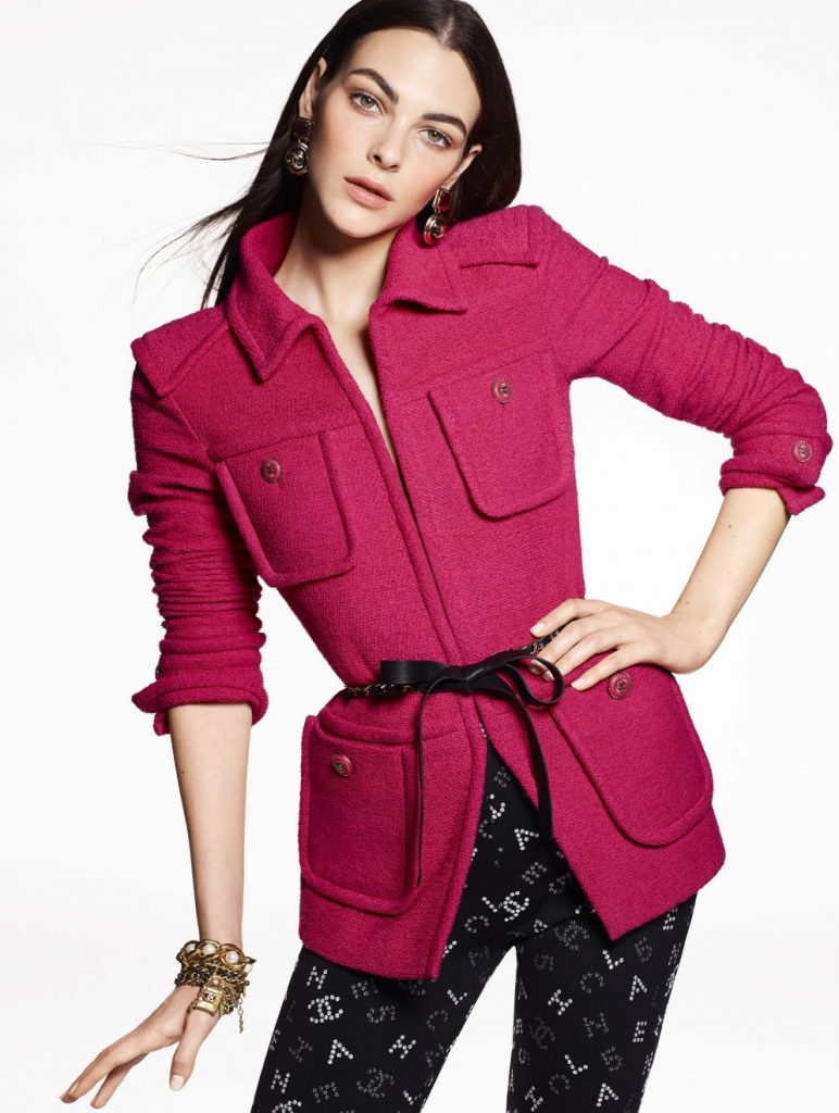 CHANEL CROISIERE 2019:20 veste colorée Esprit de Gabrielle espritdegabrielle.com