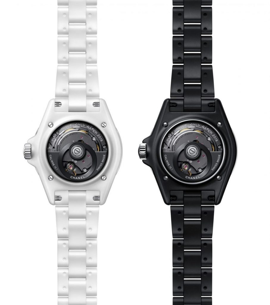 CHANEL J12 INSEPARABLE ONLY WATCH 2019 Esprit de Gabrielle espritdegabrielle.com