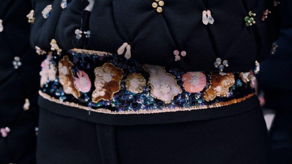 CHANEL Métiers d'Art 2019-20 ATELIER MONTEX Esprit de Gabrielle espritdegabrielle.com