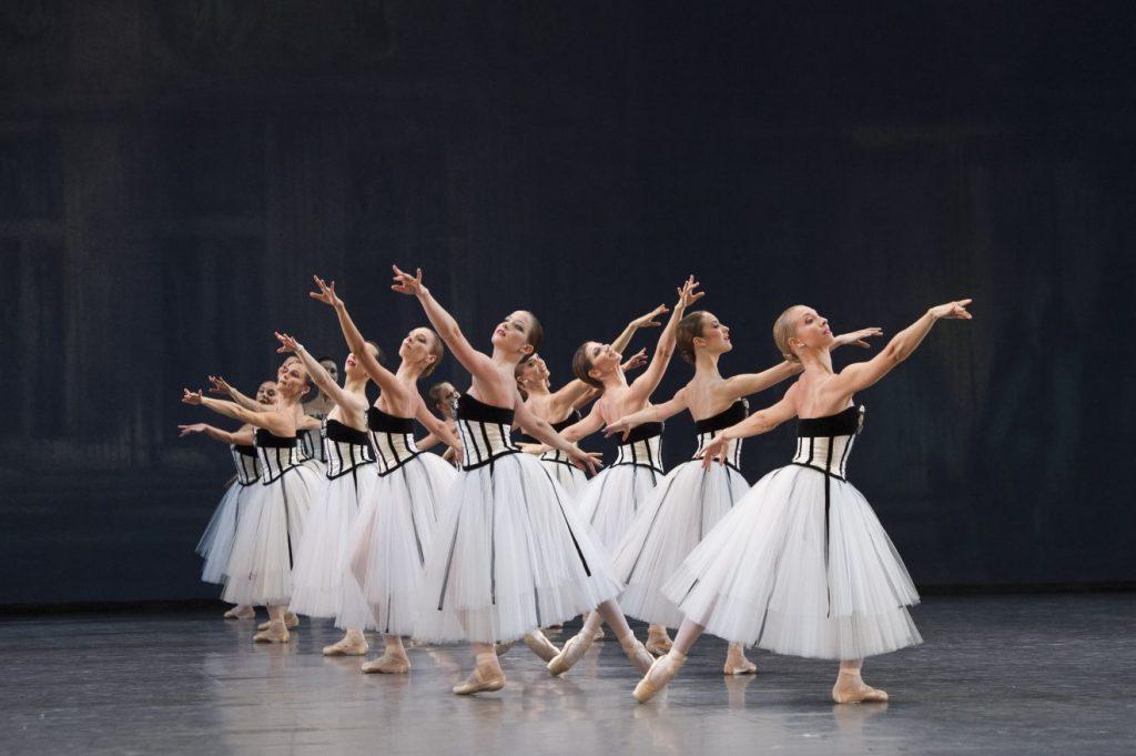 Brahms - Schönberg Quartet Karl Lagerfeld Opéra de Paris Esprit de Gabrielle espritdegabrielle.com