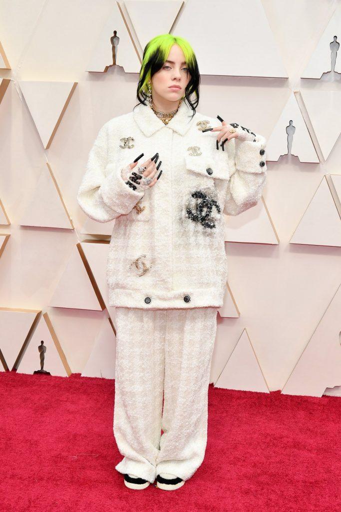 CHANEL Billie Eilish Oscars 2020 Esprit de Gabrielle espritdegabrielle.com