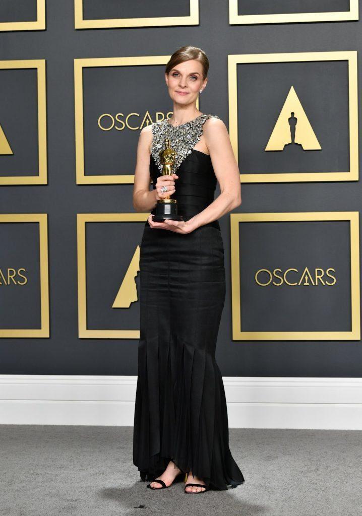 CHANEL Hildur Gudnadottir Oscars 2020 Esprit de Gabrielle espritdegabrielle.com