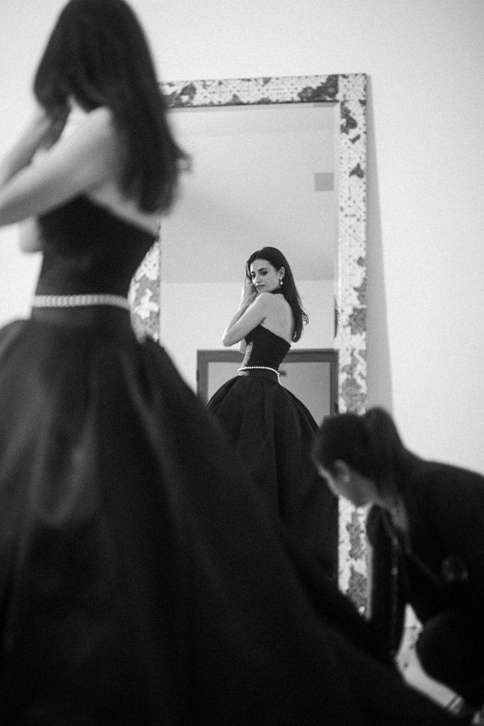 CHANEL Penéloppe Cruz Oscars 2020 Esprit de Gabrielle espritdegabrielle.com