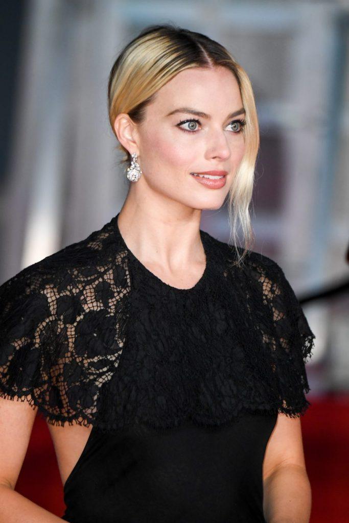 Margot Robbie 73e BAFTA Londres Esprit de Gabrielle espritdegabrielle.com