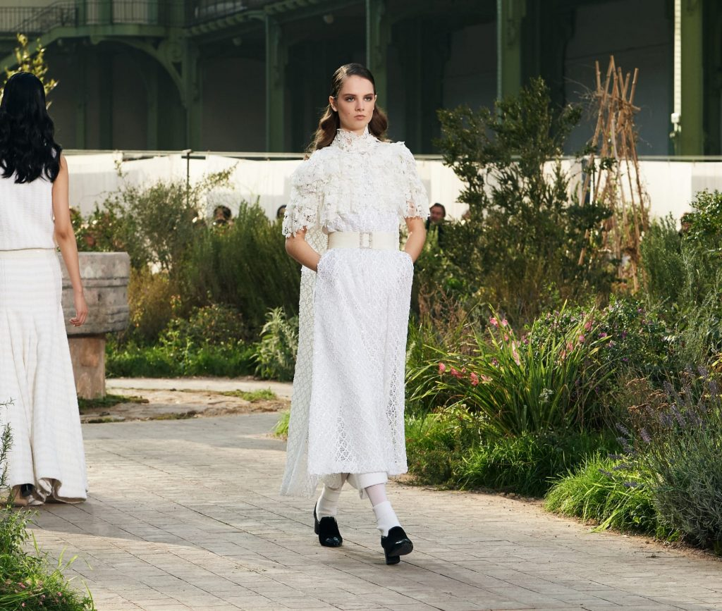 CHANEL Haute Couture printemps-été 2020 Esprit de Gabrielle espritdegabrielle.com