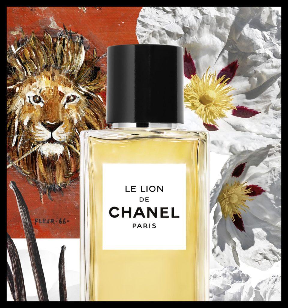 CHANEL LE LION LES EXCLUSIFS Esprit de Gabrielle espritdegabrielle.com