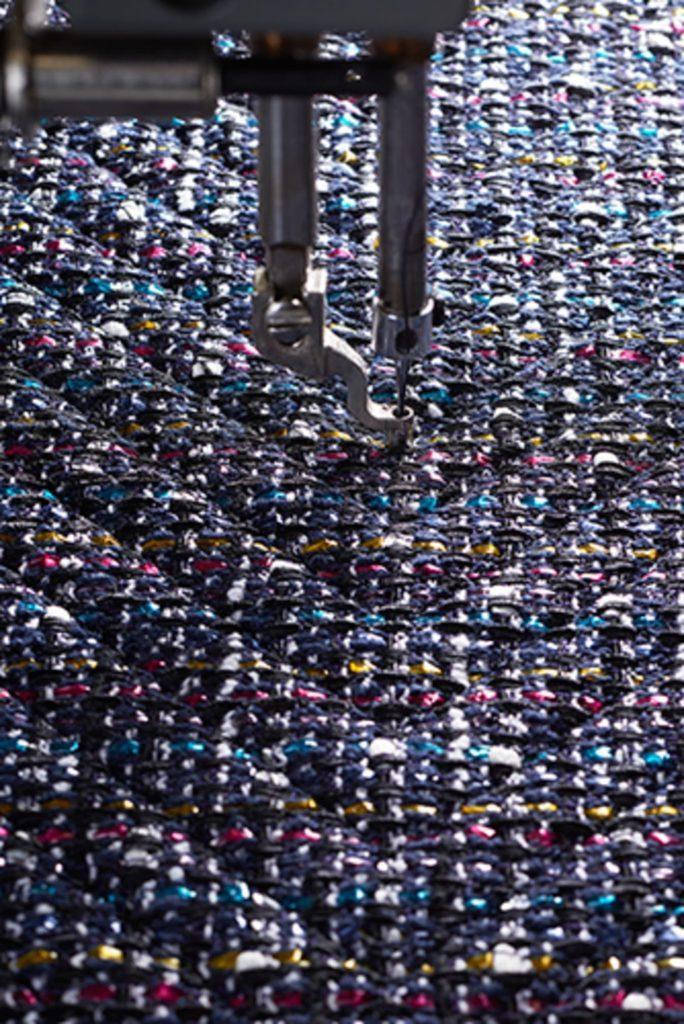 Fabrication du sac CHANEL 11.12 Esprit de Gabrielle espritdegabrielle.com